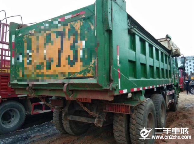 陜汽重卡 德龍F3000 336馬力 6米貨箱