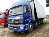 福田 歐曼 載貨車 ETX 5系重卡 220馬力 8X4 廂式載貨車(BJ5243VLCHR-S)