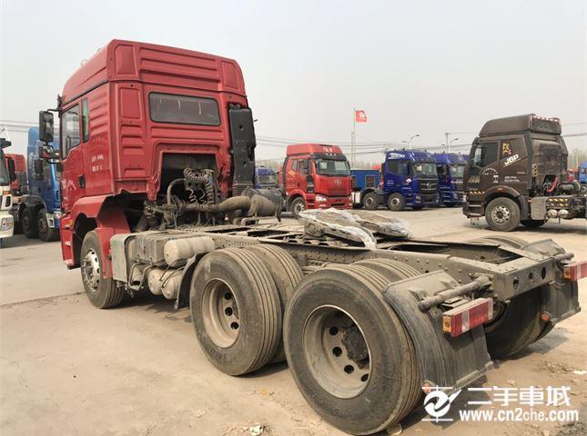 陜汽重卡 德龍M3000 牽引車 重卡 340馬力 6X4