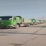 中国重汽 豪沃  A7 自卸车 HOWO A7系重卡 340马力 6X4 自卸车(ZZ1257N5847N1)