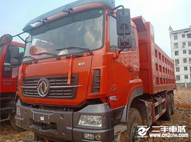 东风 天龙 自卸车 KC重卡 420马力 8X4 8.8米自卸车(双机牌)(AY5310ZLJA4)