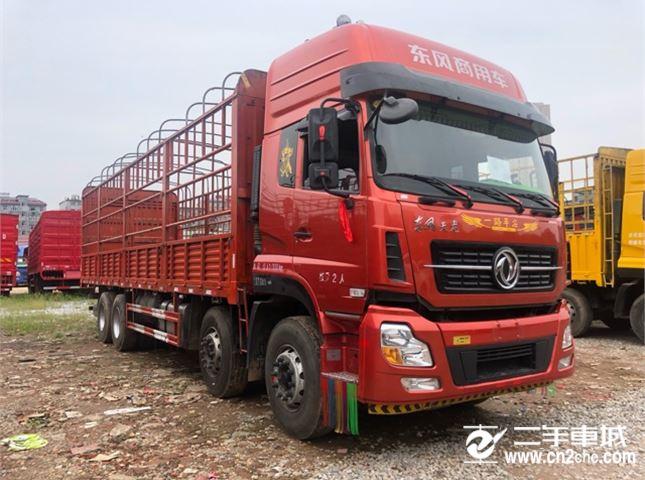 东风 天龙 385动力8X4载货车