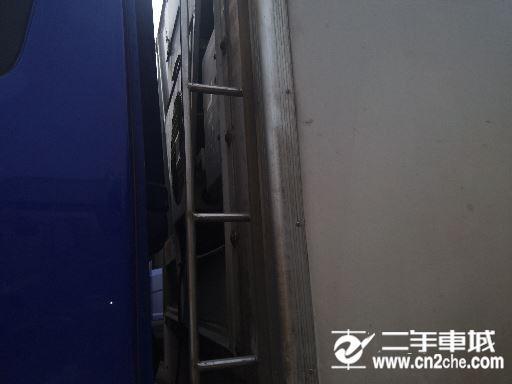 福田 欧曼  冷藏车  8×4