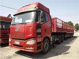 一汽解放 J6P 牵引车  重卡 390马力 6X4牵引车(CA4250P66K24T1A1E4)