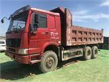 中國重汽 豪沃 自卸車 HOWO重卡 336馬力 6X4 自卸車(ZZ3257N2947A)
