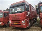 一汽解放 J6P 重卡 復合型 375馬力 8X4 倉柵載貨車(CA5310CLXYP66K24L7T4A1E)