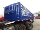 挂车 仓栏半挂车 出售二手仓栏半挂侧翻车 可以旧换新 以重换轻  手续齐全