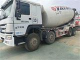 中國重汽 豪沃 大20方罐,前四后八