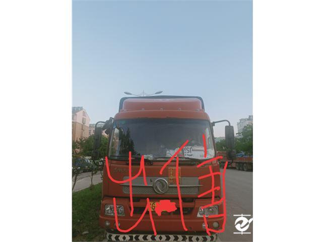 東風 天錦 載貨車 中卡 180馬力 4X2 前二后四  排半