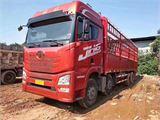 青島解放 JH6 420馬力 9.6米貨箱