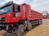 上汽紅巖 杰獅 430馬力 8.6米貨箱