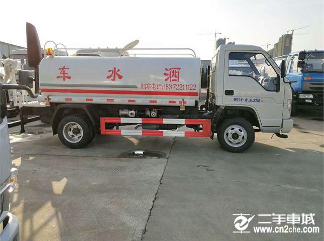 东风 专用车 洒水车/喷洒车 洒水车