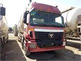 中国重汽 豪沃 出售二手前四后八水泥罐车欧曼德龙 豪沃等手续全