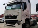 中国重汽 豪沃T7 牵引车 重卡 540马力 4X2 牵引车