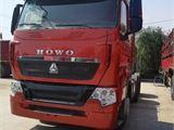 中国重汽 豪沃T7 牵引车 重卡 440马力 4X2 牵引车