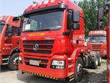 陜汽重卡 德龍M3000 出售二手17年德龍新M3000國五排放430馬力雙驅原版