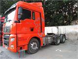 中國重汽 豪沃 牽引車 540馬力