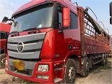 福田 歐曼 350馬力載貨車