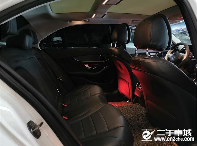 奔馳 C級 2016款  C200 轎跑車