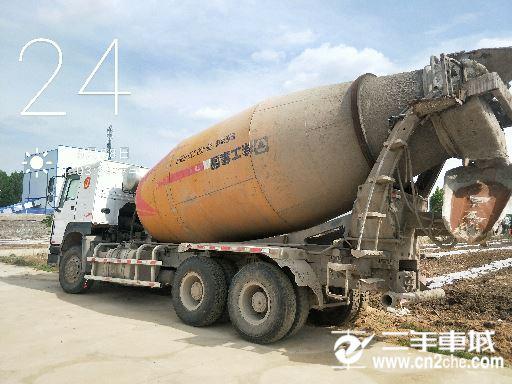 中国重汽 搅拌车 金王子ZZ5251GJBM3841C1