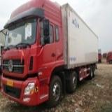 東風 天龍 350馬力 4×2 牽引車(DFL4181A8)