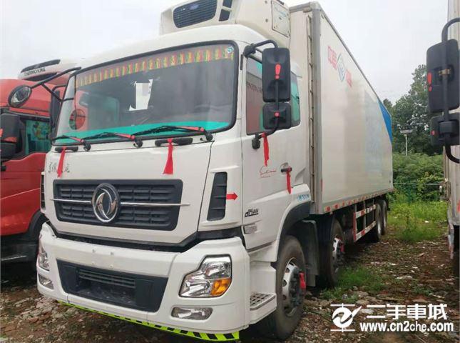 东风天龙冷藏车冷藏车价格31.00万