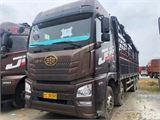 青岛解放 JH6 375动力8X4载货车