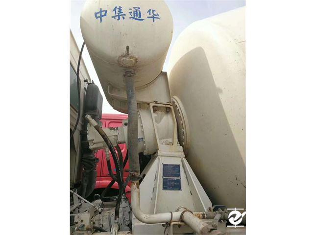 中國重汽 豪沃 混凝土攪拌車