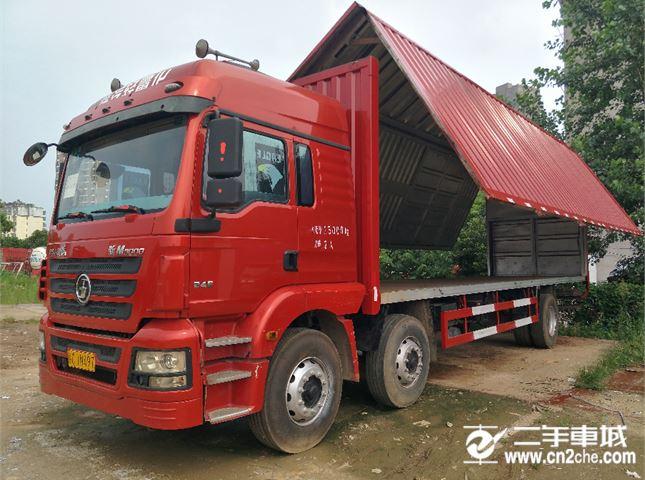 陕汽重卡 德龙新M3000 载货车 载货车