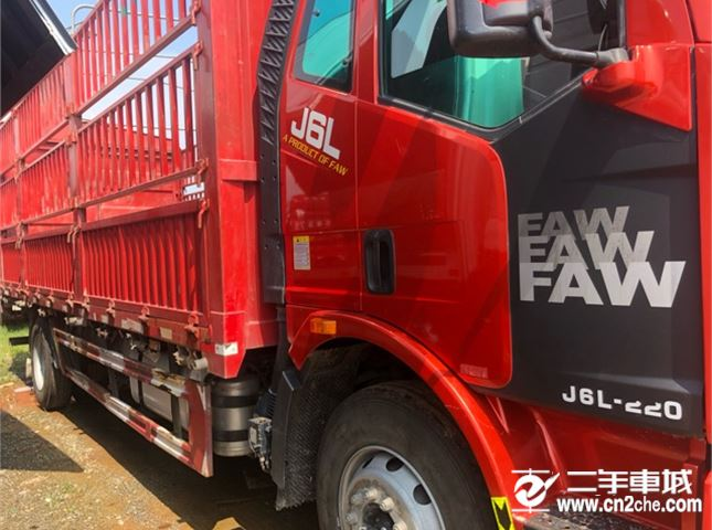 一汽解放 J6L 220動力單橋貨車