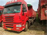 青岛解放 天V 牵引车 重卡 430马力 6X4 牵引车(CA4259P2K2T1EA80)