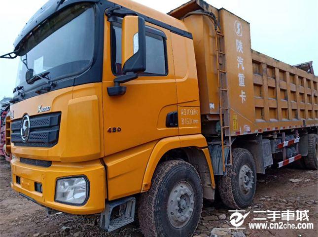 陕汽重卡 德龙X3000 自卸车