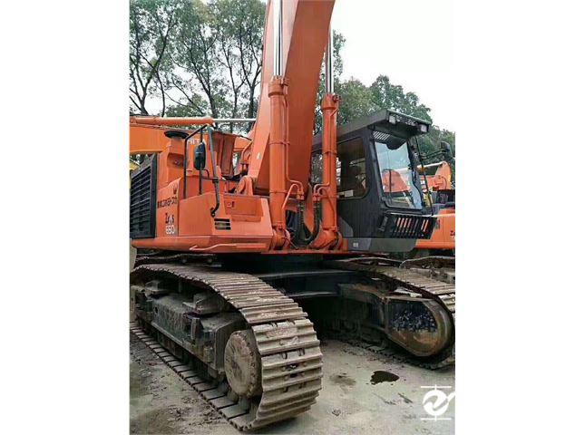 日立 日立挖掘機 650