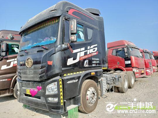 青岛解放 JH6 500马力牵引头