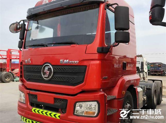 陕汽重卡 德龙新M3000 常年出售二手牵引车德龙新M3000 东风天龙 豪沃 解放等