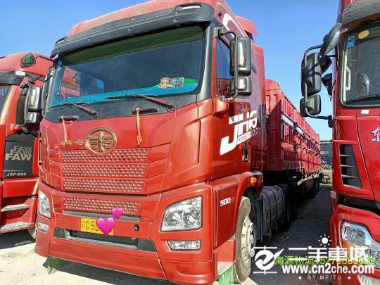 青岛解放 JH6 500牵引车