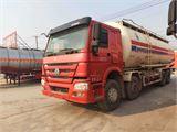 一汽解放 J6P 出售二手前四后八水泥罐車 德龍 歐曼 解放 豪沃等 手續齊全
