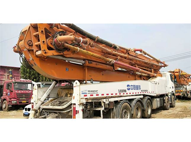 三一重工 三一重工泵車 混凝土泵車 混凝土泵車