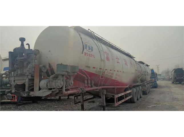 掛車 罐式全掛車 出售35-120方散裝水泥罐車 楊嘉 通亞 開樂 中集等