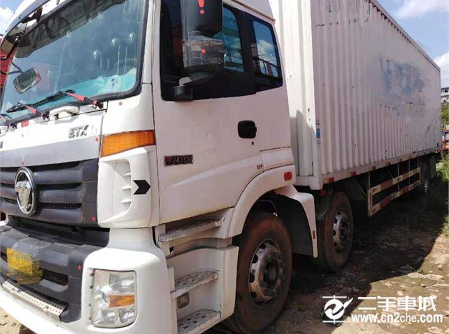 福田 歐曼 245馬力箱式載貨車