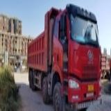 一汽解放 J6 解放J6P-350马力,货箱7.6米