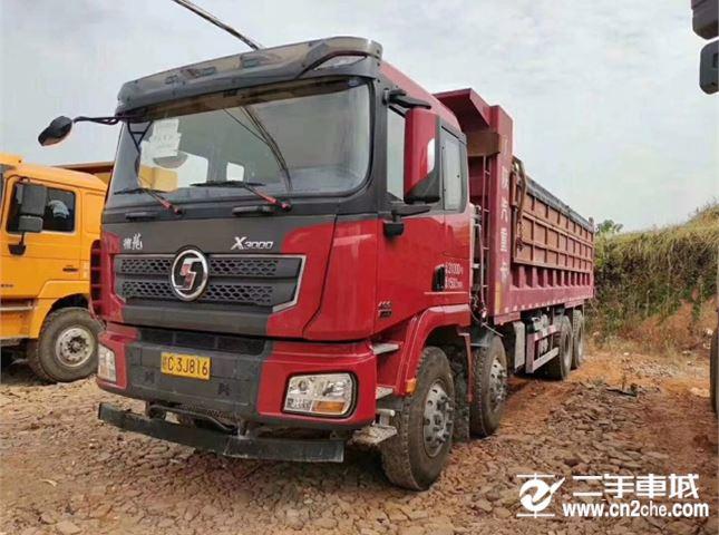 陜汽重卡 德龍X3000 德龍自卸貨車X3000