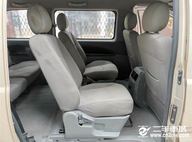 东风风行 菱智 2018款 M3L 1.6L 7座舒适型