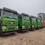 中国重汽 豪沃  A7 自卸车 HOWO A7系重卡 340马力 6X4 自卸车(ZZ3257N4147N1)