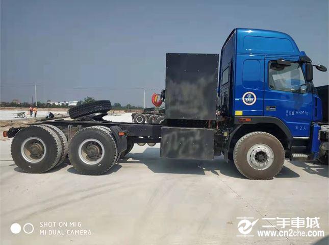 大运汽车 大运重卡 牵引车,电动460马力
