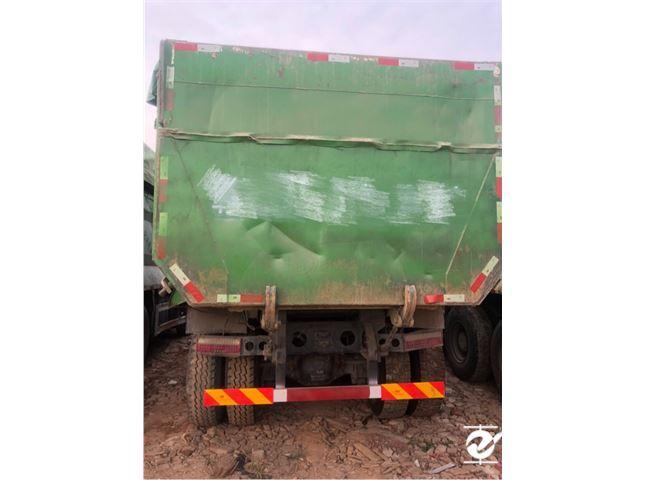江淮 江淮格爾發A系列 350動力6X4環保車