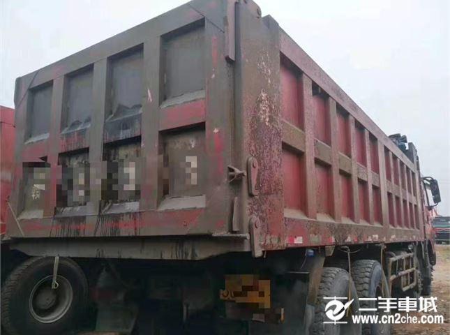 东风柳汽 乘龙 自卸车 H7重卡 350马力 8X4