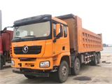 陕汽重卡 德龙X3000 自卸车  重卡 430马力 8×4 自卸车