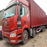 一汽解放 J6P 420馬力   9.6米廂式載貨車