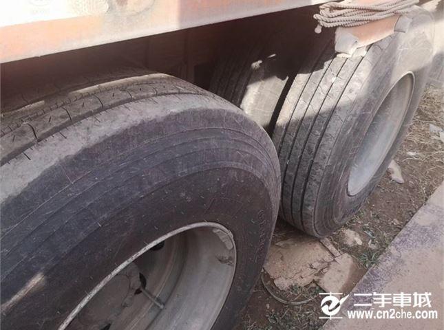 东风柳汽 乘龙H7 385动力8X4载货车